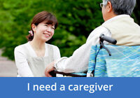 Looking to find a Vietnamese caregiver for a senior citizen