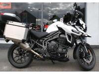2016 Triumph Tiger 1200 EXPLORER XR *EXTRAS* at Teasdale Motorcycles, Yorkshire