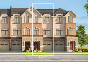 Brand New 3 Storey Townhomes from low $500k CALL647 961 2639