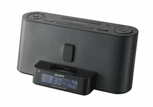 SONY ICF-C1IPMK2 Speaker System and Clock Radio with iPod Dock (