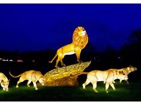 longleat tickets includes festival of lights
