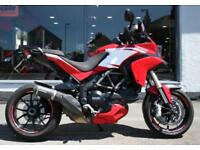 2010 Ducati Multistrada 1200 with EXTRAS at Teasdale Motorcycles, Yorkshire