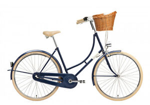 Holymolly vélo creme couleur marine