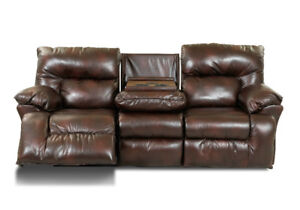 Leather couch WANTED . With Massage.