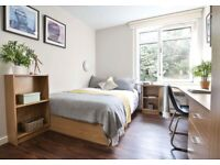 STUDENT ROOM TO RENT IN LONDON. EN-SUITE WITH PRIVATE ROOM, PRIVATE BATHROOM AND SHARED KITCHEN