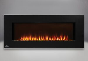 "Napoleon Electric Wall Mounted 42"" Fireplace NLF42H"