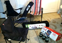 Camping and Picnic Equipment for Sale-just reduced