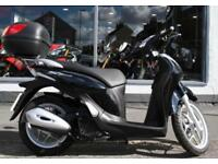 2015 Honda ANC 125-E, only 148 miles, at Teasdale Motorcycles, Yorkshire