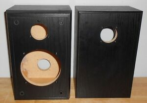 Infinity Reference E L Speaker Cabinets