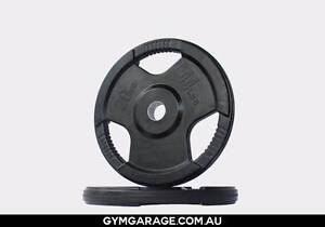 Olympic Weight Plates & Barbells at Gym Garage Brisbane Norman Park Brisbane South East Preview