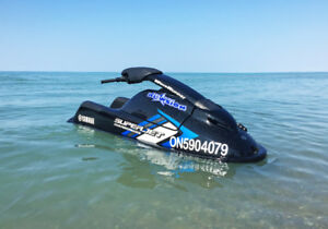 2014 Yamaha Superjet 701 super jet stand up jet ski