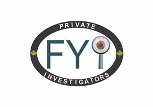 FYI Private Investigators | Catch A Cheating Spouse Windsor Region Ontario image 1
