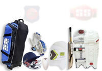 Over 300 English Willow Bats & Equipment - Lakeshore Cricket Eq.