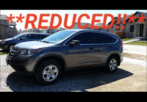2012 Honda Crv Lx AWD / NO ACCIDENT