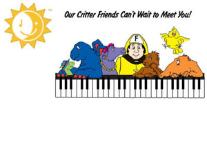 Group music and piano lessons - Music for Young Children