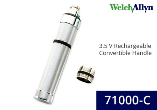 Welch Allyn CONVERTIBLE HANDLE POWER SOURCE WELCH ALLYN 110V 71000-C
