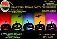 The Circle: Halloween Dance and Burlesque Show