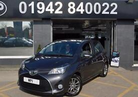 2015/15-TOYOTA YARIS 1.33 ( 99BHP ) ICON 6SP 5DR NEWSHAPE HB,1 OWNER,35-000 FTSH