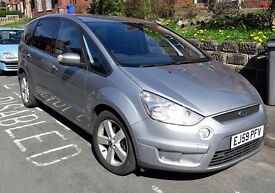 Ford S-max 2.0tdci Seven Seater (Similar to Ford Galaxy)