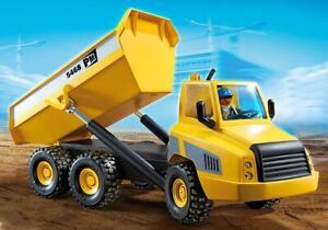 . Playmobil : Construction, Camion, grue