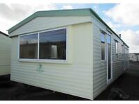 STATIC CARAVAN FOR SALE AT WINKUPS HOLIDAY PARK SITE FEES INCLUDED TILL FEB 2019