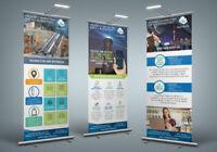Graphic Design Print Logo Website Flyers Brochures Postcards