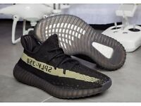 Adidas Yeezy green Boost 350 V2 Real Boost Core Limited g