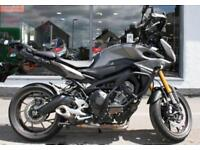 2016 Yamaha MT-09 Tracer with EXTRAS at Teasdale Motorcycles, Yorkshire