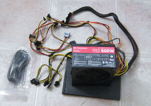 Thermaltake TR2 TR-500 500W ATX12V v2.3  Power Supply Regina Regina Area image 4