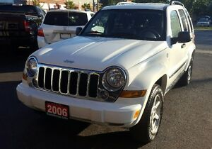 2006 Jeep Liberty Limited SUV, Crossover 2 yrs war