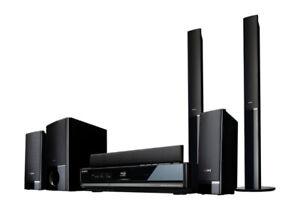 Sony surround sound system 5.1  - DVD/Blu Ray.