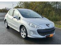 2009 Peugeot 308 1.6 VTi Sport 5dr HATCHBACK Petrol Manual