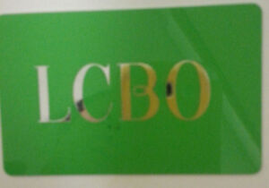 LCBO Gift Card for Sale