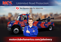 24 Hour Emergency Road Service and Towing