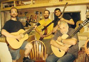 School of Guitar Building & Repair