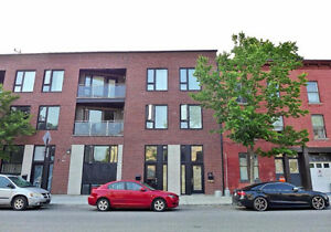 Spacious condo! On two floors! Near Place-St-Henri metro & MUHC