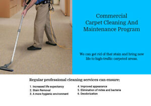 Carpet Cleaning Services Toronto: 647-955-9532