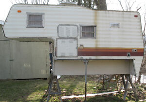 Truck camper for 8 foot pickup box Kitchener / Waterloo Kitchener Area image 4