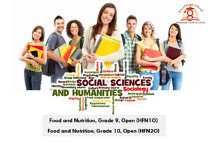 Earn Credits in Five Compulsory Subjects - Join ExcelHighSchool