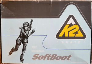 SKATE K2 - ECOTECH, SOFT BOOT INLINE SKATES !!!