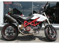 2007 Ducati Hypermotard 1100 S with EXTRAS at Teasdale Motorcycles, Yorkshire