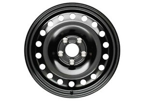 "Steel Wheels (4; Black; 18"") Regina Regina Area image 1"