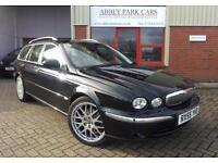 2006 (55) Jaguar X-TYPE 3.0 V6 Sovereign AWD Automatic