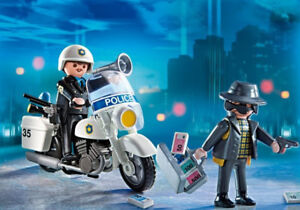 PLAYMOBIL 5891 - Carrying Case Police