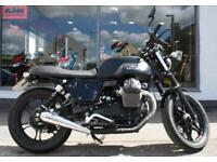 2016 Moto Guzzi V7 Stone with EXTRAS at Teasdale Motorcycles, Yorkshire