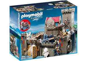 Playmobil Royal Lion Knight`s Castle BRAND NEW