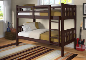 SOLID PINEWOOD BUNKBEDS