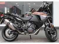 2017 KTM 1290 SUPER ADVENTURE S - 43 MILES - Teasdale Motorcycles, Yorks