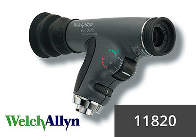Panoptic 3.5 V Halogen Hpx Ophthalmoscope With Slit Aperture 11820-l Led