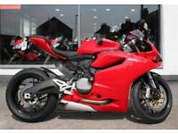 2015 Ducati 899 Panigale at Teasdale Motorcycles, Yorkshire